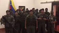 """Militares se sublevan en el norte de Venezuela; el chavismo dice que ha reducido a los """"terroristas Un grupo de militares del llamadoFuerte Paramacayen el estado de Carabobo (centro-norte), en la ciudad de Valencia (Venezuela), se ha sublevado hoy,"""