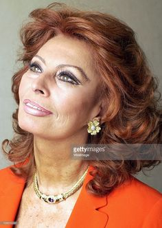 Sophia Loren during 2002 Toronto Film Festival - 'Between Strangers' Portraits at Windsor Arms Hotel in Toronto, Ontario, Canada.