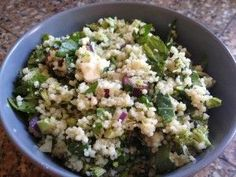 #Vegetarian Couscous #Salad #lunch #recipe