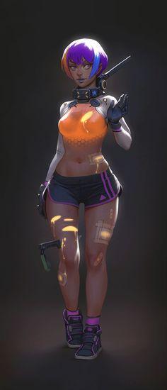 Gamer Girl Series - Reckless vs. Wreckless