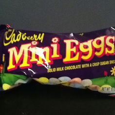 Not only the best Easter candy EVER, but the best candy, period. It is a good thing you can't get it year-round!