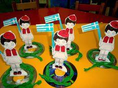 Προσχολική Παρεούλα : Η επανάσταση του Εικοσιένα με απλά λόγια .. Triangle, Blog, Greek, Blogging, Greece