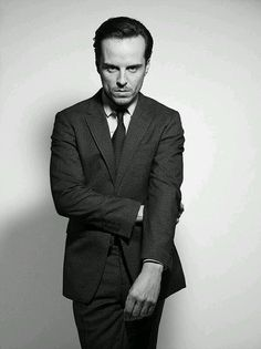 my darling Andrew Scott ♥