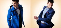 Explore Indochino: Custom clothing for the modern man. We're innovating the way men dress. Mens Attire, Modern Man, Well Dressed, Custom Clothes, Summer Collection, Men Dress, Raincoat, Menswear, Tie Bow