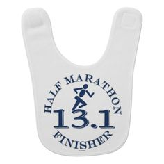 Running Runner Sports 13.1 Half Marathon Finisher Bib