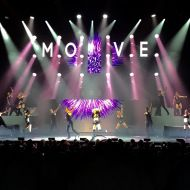 Move live on tour in Clearwater, Florida - June 28, 2015