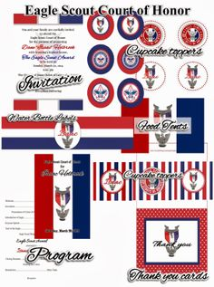 Two Kids & A Husband: Eagle Scout Court of Honor