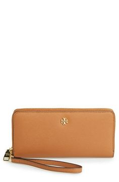 Tory Burch 'York' Passport Wallet available at #Nordstrom