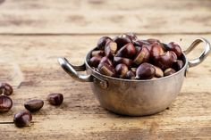 Castagne bollite. How to