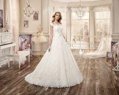 Wedding Dress Nicole - Collection NICOLE 2016