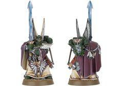 Captain Balthasar Dark Angels space marines W40k
