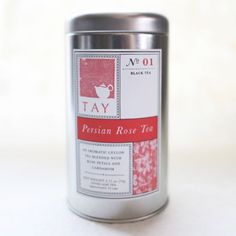 Persian Rose Tea FROM Tay Tea-$16.00 IN Many Kitchens