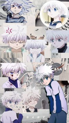 Hunter X Hunter, Hunter Anime, Killua, Wallpaper Animé, Cute Anime Wallpaper, Naruto Wallpaper, Haikyuu Anime, Anime Naruto, Animes Wallpapers