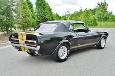 1967 Shelby GT350H