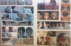 Finally finished my level 2 ncea photography board! - jasmine mccracken