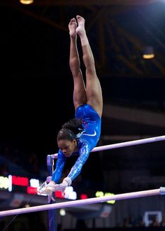 "Gabby ""the flying squirrel"" Douglas!!!!!!!!!!!!!!!! Nobody flies like Gabby!!!! Flippin love this girl!!!! <3"