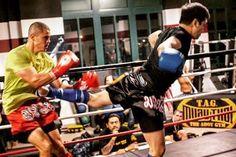 #TBT to T.A.G's 2nd Sparring Exhibition last weekend!  -- #tagmuaythai #muaythaigym #ufcgym #muaythailife #sparring #muaythaitraining #mma #fight #trainhard #legday #fitfam #vsco #martialarts #VA #NoVA #Sterling