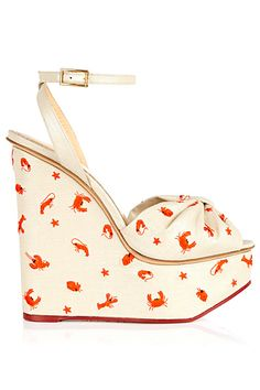 Charlotte Olympia  - Shoes More - 2014 Spring-Summer