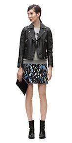 Women's Leather Clothing, Leather Jackets & Leather Skirts | WHISTLES