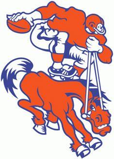 images of denver broncos logo Denver Broncos Logo, Denver Broncos Football, Broncos Fans, Broncos Players, Football Memes, School Football, Nfl Redzone, Nfl Playoffs, Nfl Sunday Ticket