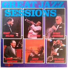 Various - Great Jazz Sessions