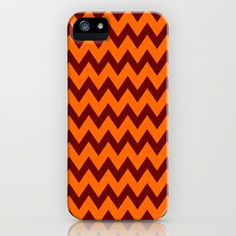 Hokie Chevron iPhone & iPod Case by Jordan Virden - $35.00