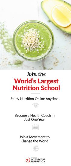 Passionate about health and wellness? Join the world's largest nutrition school and turn your passion into a career. As well as offering a flexible and convenient digital classroom, the Institute for Integrative Nutrition explores more than 100 dietary th Nutrition Classes, Health And Nutrition, Health And Wellness, Health Fitness, Nutrition Education, Nutrition Jobs, Nutrition Guide, Nutrition Activities, Health Diet