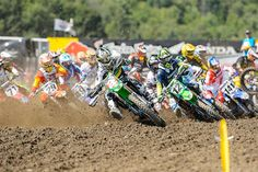 Motocross: AMA announces 2014 professional numbers for AMA Supercross and Motocross
