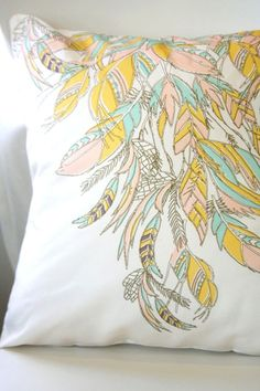 Must buy. But 1st must figure out which room I could possibly incorporate aqua, peach & mustard...hmmm...