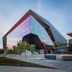 International Convention Centre Sydney | HASSELL + Populous; Photo: Guy Wilkinson | Archinect