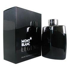 Mont Blanc Legend Men's 3.3-ounce Eau de Toilette Spray - Overstock™ Shopping - Big Discounts on Mont Blanc Men's Fragrances