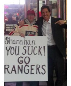 Hahahaha! Oh Shanny.
