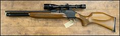 Diana P1000 (19446)  Second Hand Diana P1000 in .177  Fitted with Tasco 4-16x40 scope