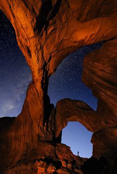 Double Arch, Utah, Arches National Park a must @Kelly Page