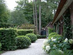 villatuin Wassenaar, ontwerp: Tuinarchitectenburo Arend Jan van der Horst