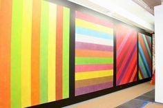 MASS MoCA :: Sol LeWitt :: Wall Drawing 681C
