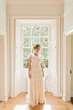 Bride wears a Beautiful Belle & Bunty Dress   Love My Dress® UK Wedding Blog