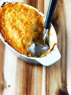 Ovenschotel met gehakt, pompoen en puree - Junnekes recepten