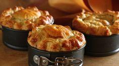 Maggie Beer's Chicken & Mushroom Pies