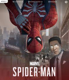 Spider-Man PS4 E32017 by KindratBlack.deviantart.com on @DeviantArt