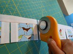 Polaroid block tutorial - #capitolaQuilter