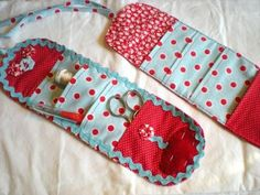 Sewing Christmas Gifts | ... turned out. I think they would make perfect little Christmas gifts
