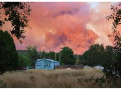 #RockyFire Balloons To 8,000 Acres Overnight: SEE PHOTOS