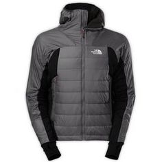 16ed4912edef5 Black Friday 2014 The North Face Summit Series Super Zephyrus Hoodie -  Men s Vanadis Grey Large from The North Face Cyber Monday