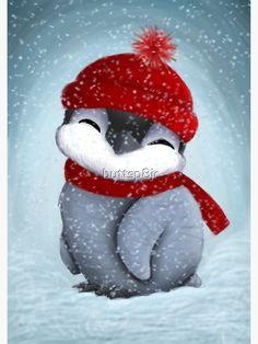 Watercolor Christmas Cards, Christmas Drawing, Christmas Rock, Christmas Scenes, Homemade Christmas, Christmas Outfits, Christmas Costumes, Christmas Games, Outdoor Christmas