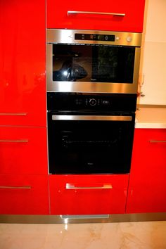 Wall Oven, Kitchen Appliances, Ferrari, Home, Design, Granite Counters, Diy Kitchen Appliances, Home Appliances, Ad Home