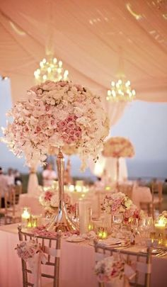 Wedding ● Tablescape Centerpiece by barbm