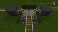 Guide to Minecarts and Railways   MInecraft101