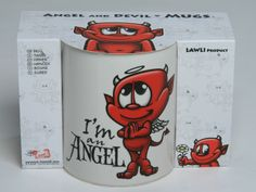 Hrnček - I´m an Angel – little angel praying Frosted Flakes, Cereal, Angeles, Mugs, Box, Angels, Snare Drum, Cups, Mug