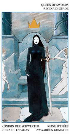Free Daily Tarotscope — Jan 29, 2014 — Queen of Swords
